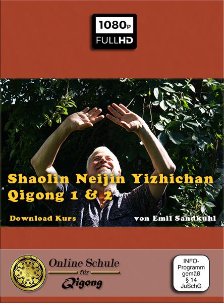 Shaolin Neijin Yizhichan Qigong 1 & 2