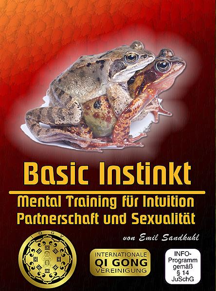 Basic Instinkt - Mental Training Qigong DVD