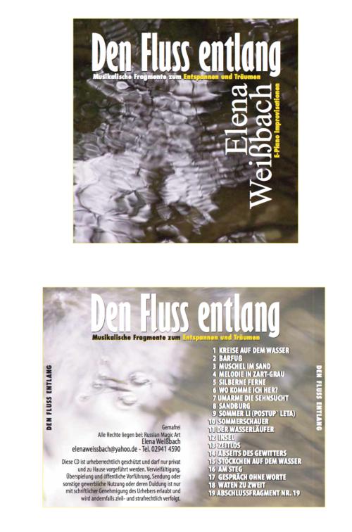 Elena Weißbach – Den Fluss entlang