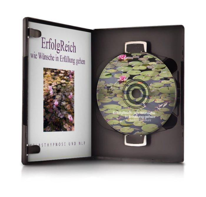 ErfolgReich - Hypnose CD