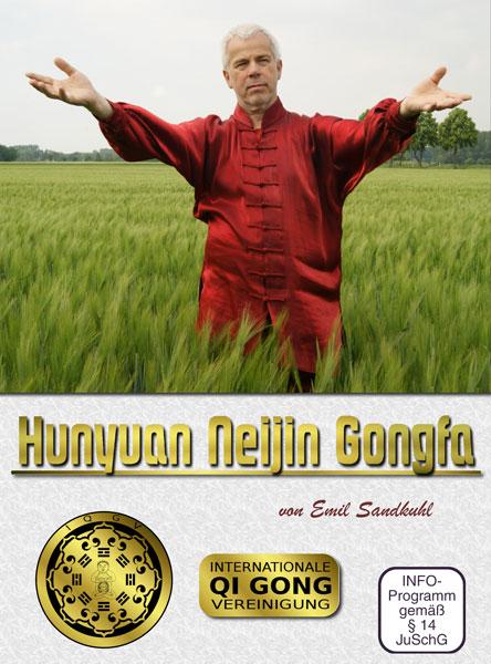 Hunyuan Neijin Gongfa Qigong DVD