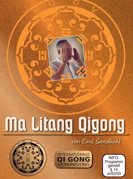 Ma Litang Qigong DVD