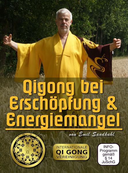 Qigong bei Erschöpfung & Energiemangel DVD