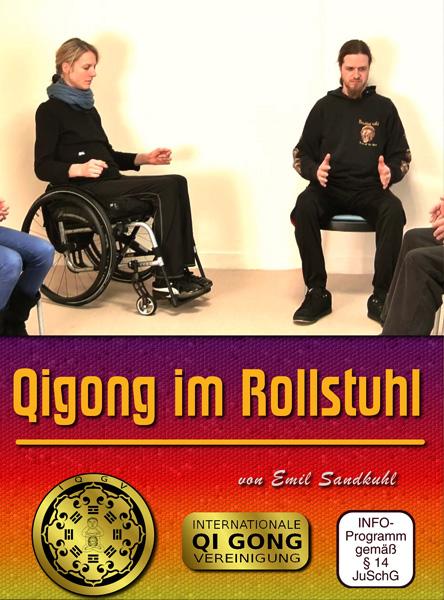 Qigong im Rollstuhl DVD