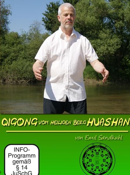 Qigong vom heiligen Berg Huashan - Teil 1 DVD