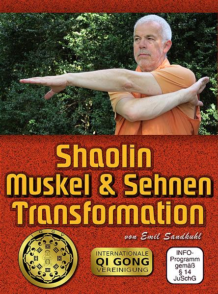 Shaolin Qigong - Muskel & Sehnen Transformation Qigong DVD