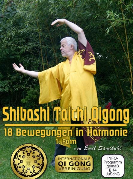 Shibashi Taichi Qigong DVD