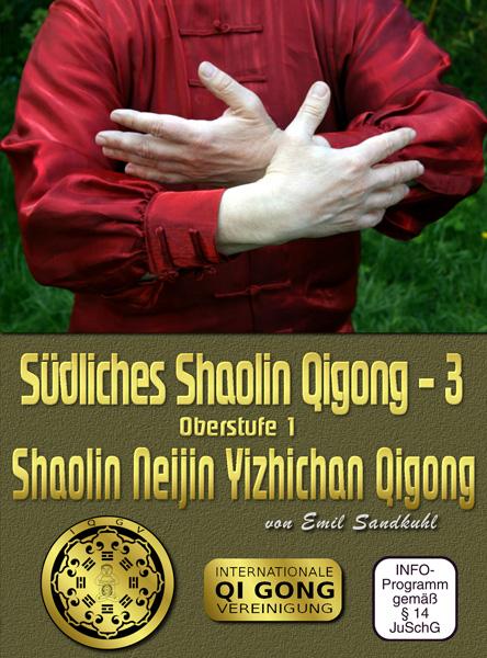 Südliches Shaolin Qigong Teil 3 - Oberstufe 1 DVD