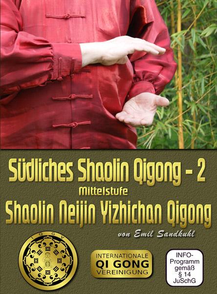 Südliches Shaolin Qigong 2 - Mittelstufe DVD