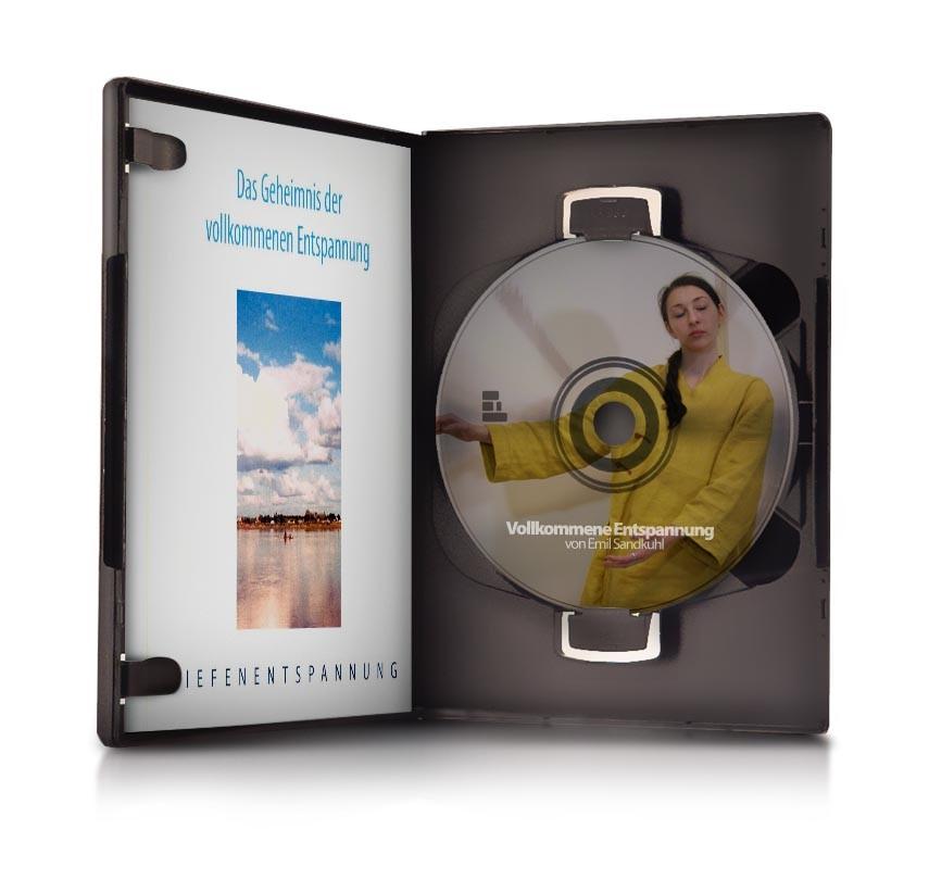 Vollkommene Entspannung - Hypnose CD