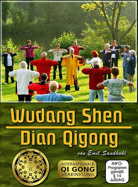 Wudang Shen Dian Qigong DVD